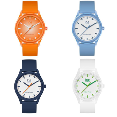 NEW IN!! ICE Solar Watches!